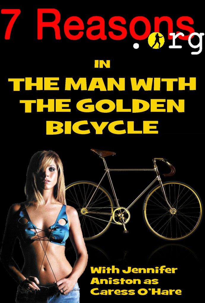 The Man With The Golden Bicycle