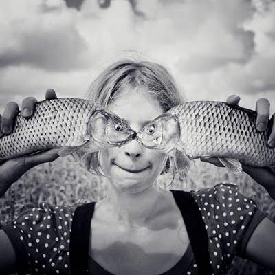 fish-eyes
