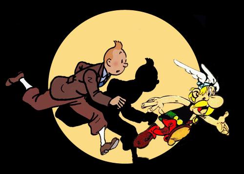 Belge Tintinvasterix