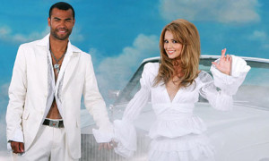 Cheryl Cole - Ashley Cole National Lottery advert