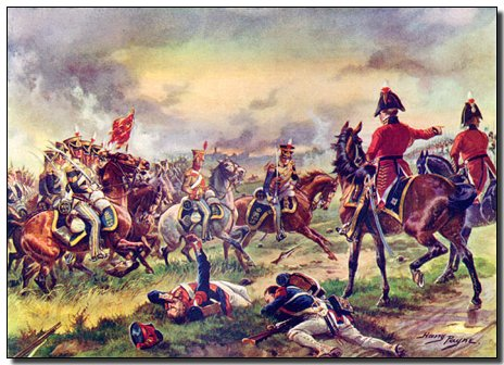 wellington napoleon 7 Reasons To Invade France