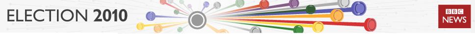 The BBC Election special logo 2010