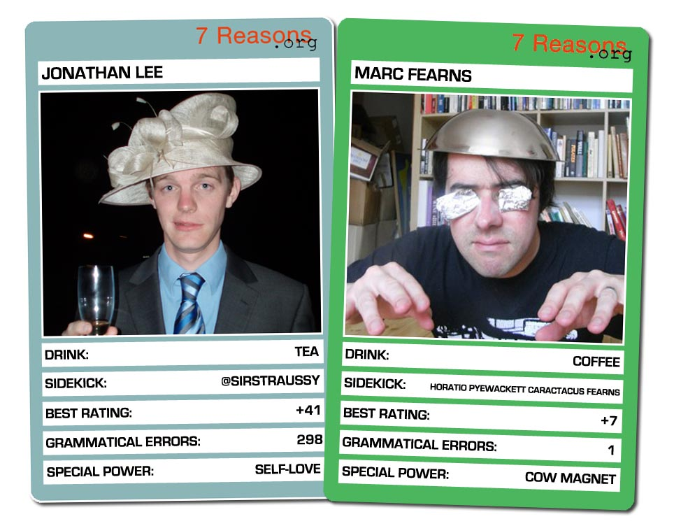 7 Reasons Top Trumps