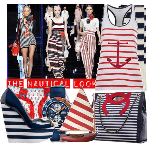 Nautical Look 2010