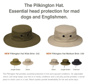 The Pilkington Hat