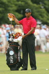 Tiger Woods' Cheeter Headcover