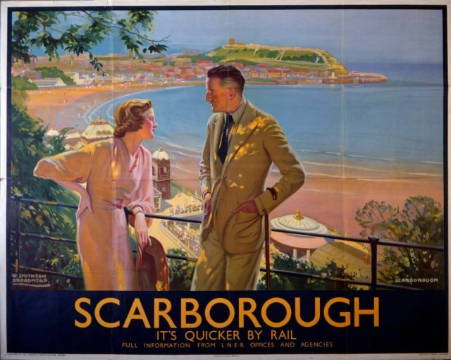 7 Reasons This Scarborough Tourism Poster Frustrates Me