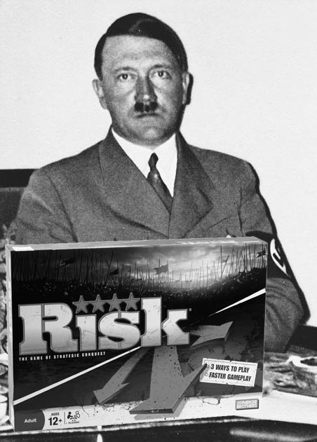 7 Reasons Hitler Should Have Played Risk