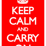 7 Reasons To Keep Calm And Carry On