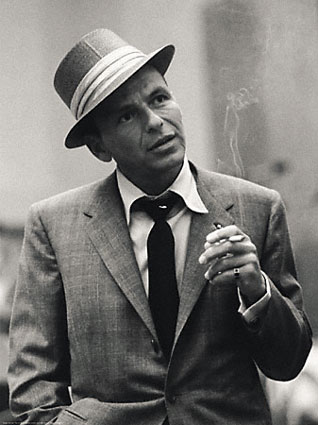 Frank Sinatra Singing Nonsense