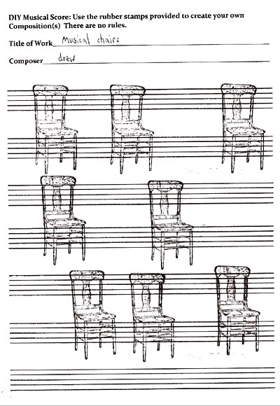 Musical Chairs Is Not Just For Birthdays