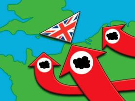 The Ash Cloud Menacing Britain