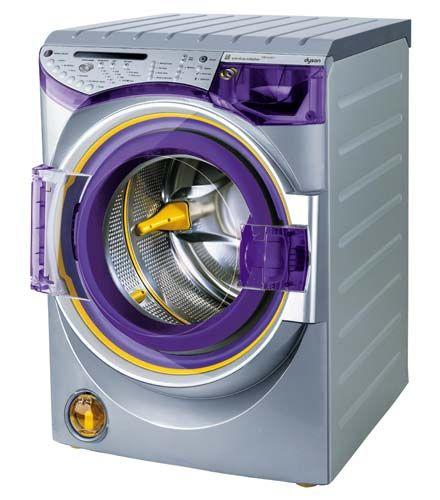 Dangerous Washing Machine